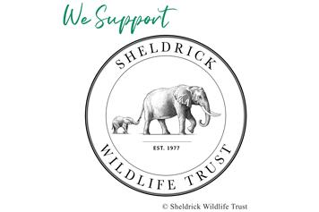 We Support Sheldrick